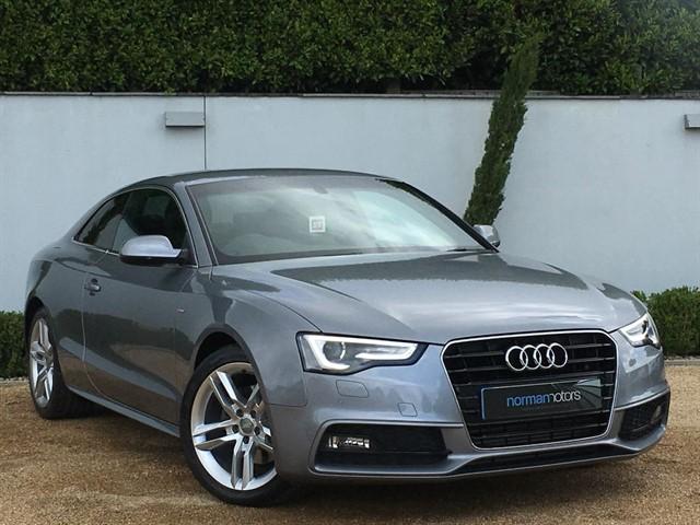 used Audi A5 TFSI S LINE