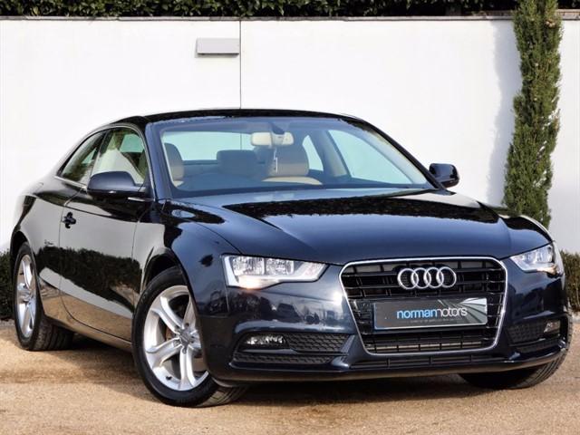 used Audi A5 TFSI SE