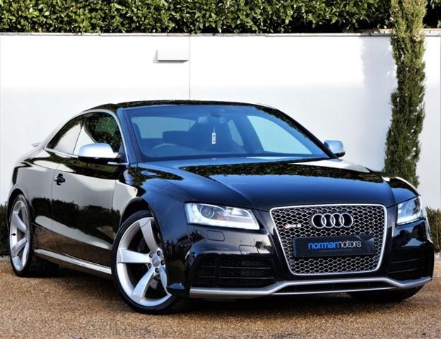used Audi A5 RS5 FSI QUATTRO