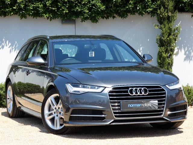 used Audi A6 Avant TDI S LINE