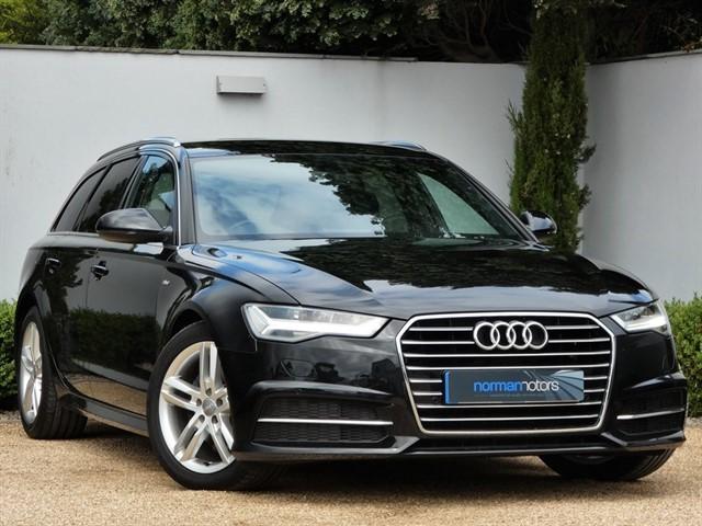 used Audi A6 Avant AVANT TDI ULTRA S LINE