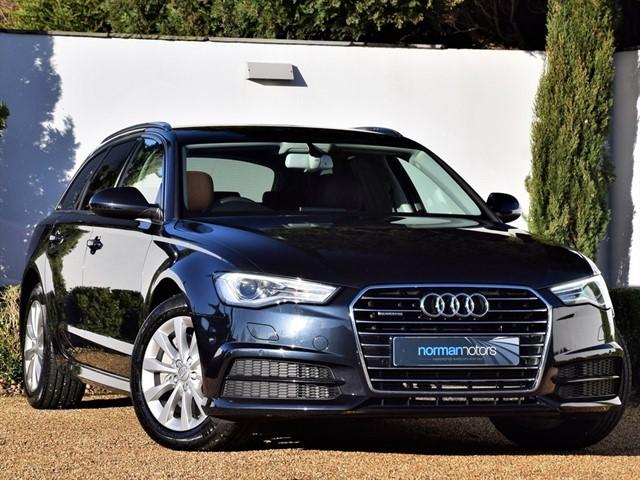 used Audi A6 AVANT TDI QUATTRO SE EXECUTIVE
