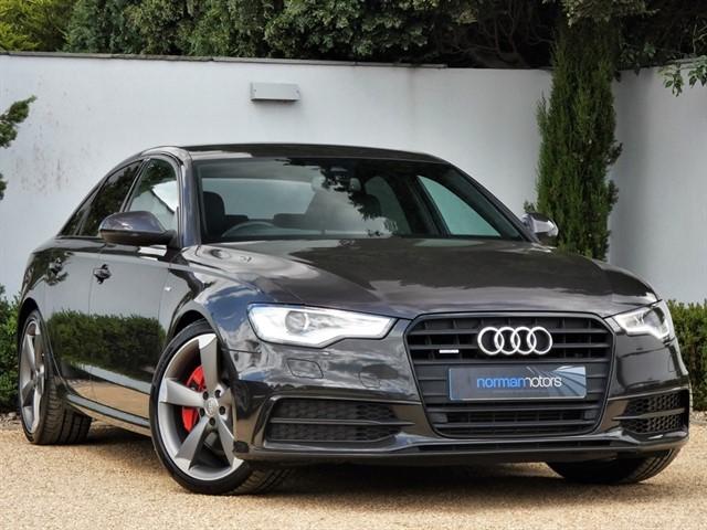 used Audi A6 3.0 Bi-TDI QUATTRO S LINE BLACK EDITION