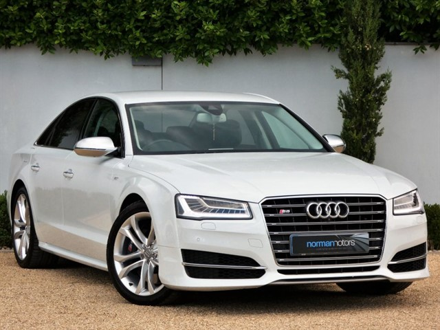 used Audi A8 S8 TFSI V8 QUATTRO