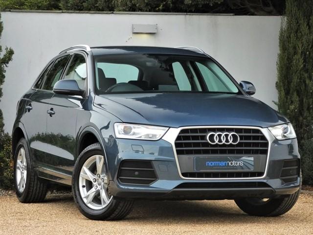 used Audi Q3 TFSI SE