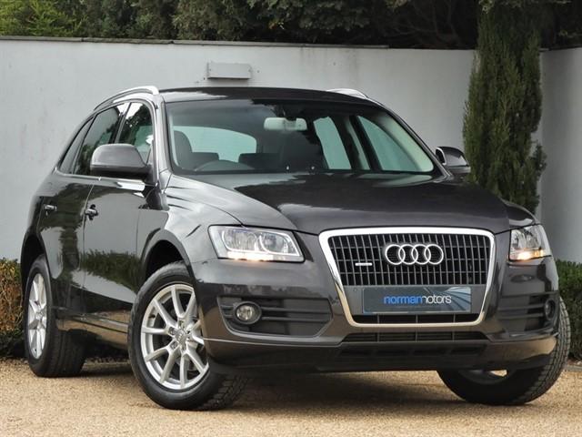 used Audi Q5 TDI QUATTRO SE