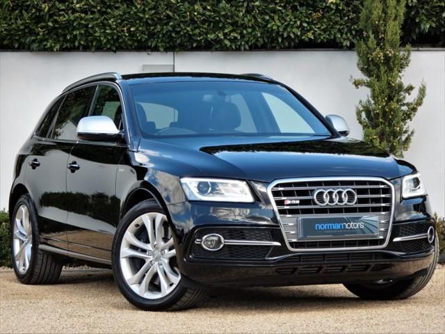 used Audi Q5 SQ5 TDI QUATTRO