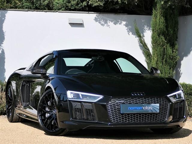 used Audi R8 R8 5.2 FSI V10 Plus S Tronic Quattro
