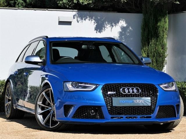 used Audi RS4 AVANT FSI QUATTRO