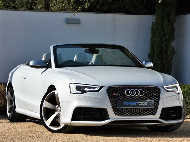 used Audi RS5 FSI QUATTRO