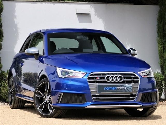 used Audi S1 COMPETITION QUATTRO