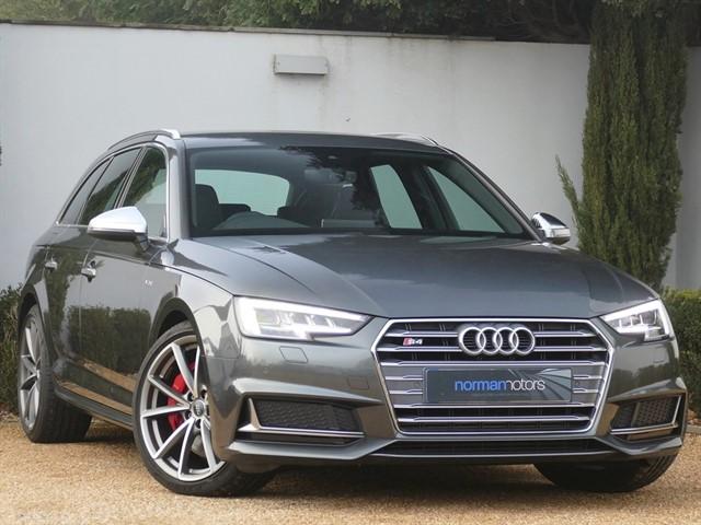 used Audi S4 AVANT TFSI QUATTRO