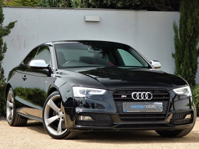 used Audi S5 3.0 TFSI QUATTRO BLACK EDITION