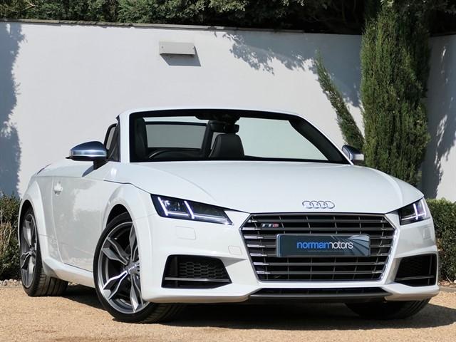 used Audi TTS TFSI QUATTRO
