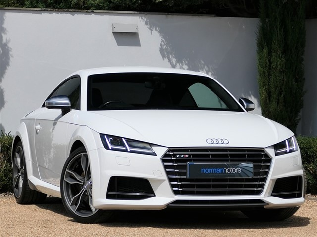 used Audi TTS 2.0 TFSI S Tronic quattro