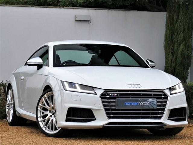 used Audi TTS TFSI S TRONIC QUATTRO