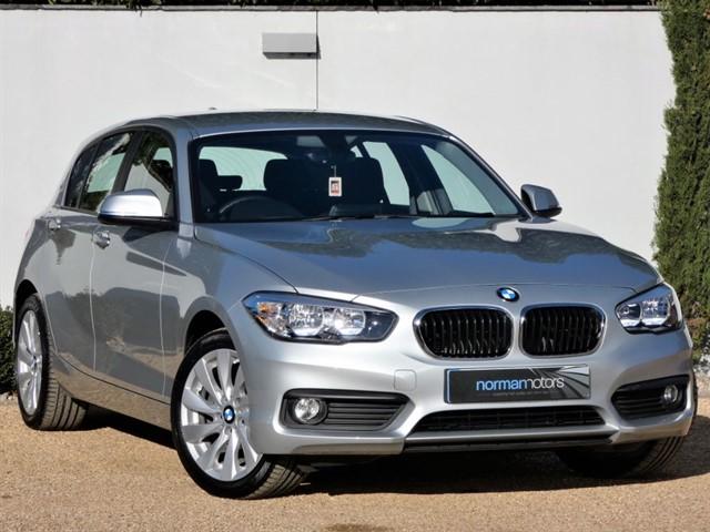 used BMW 116d SE