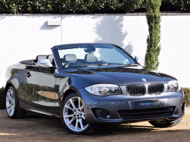 used BMW 118d EXCLUSIVE EDITION