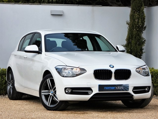 used BMW 116i SPORT