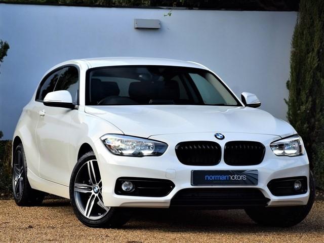 used BMW 118i SPORT