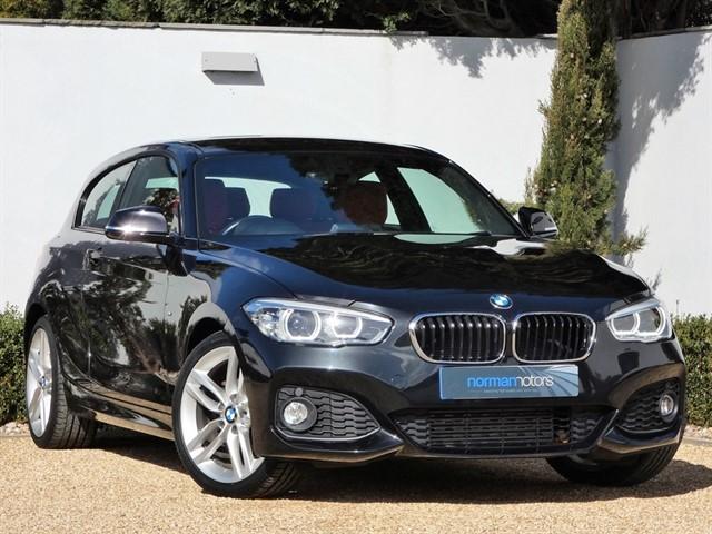 used BMW 118i M SPORT