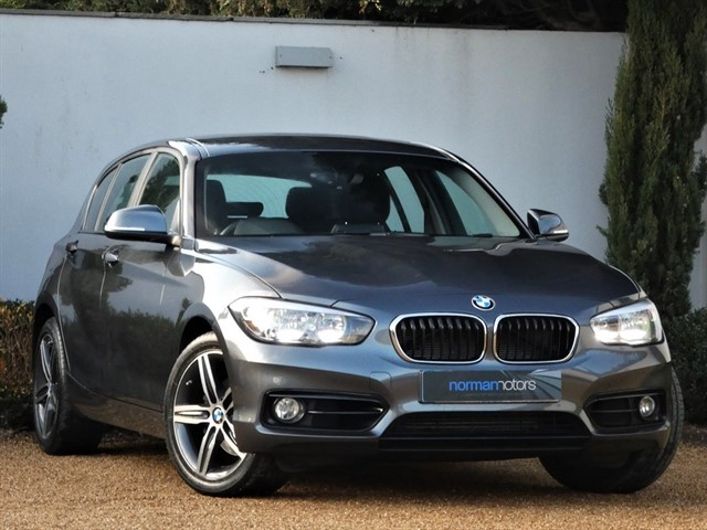 used BMW 120d XDRIVE SPORT