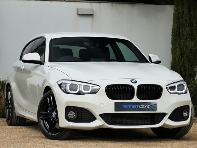 used BMW 125d M SPORT SHADOW EDITION
