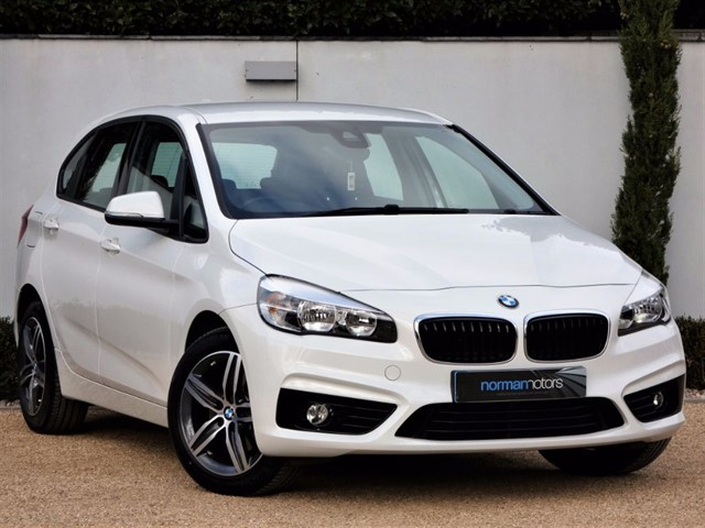 used BMW 218i SPORT ACTIVE TOURER