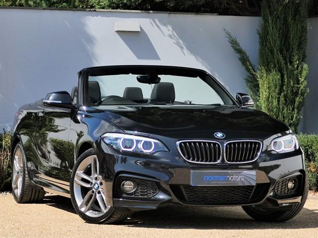 used BMW 218i M SPORT