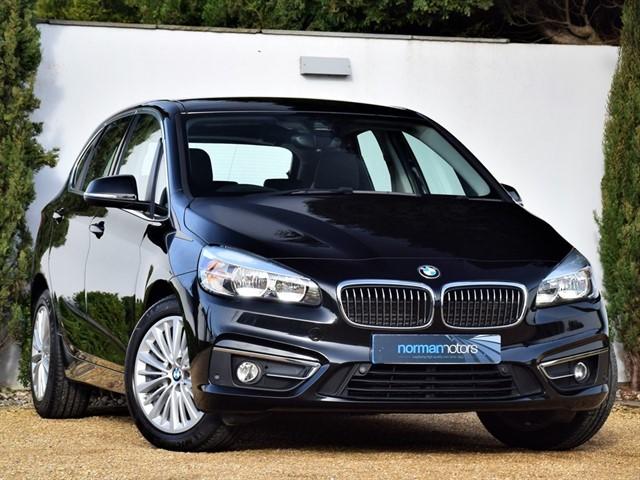 used BMW 218i LUXURY ACTIVE TOURER