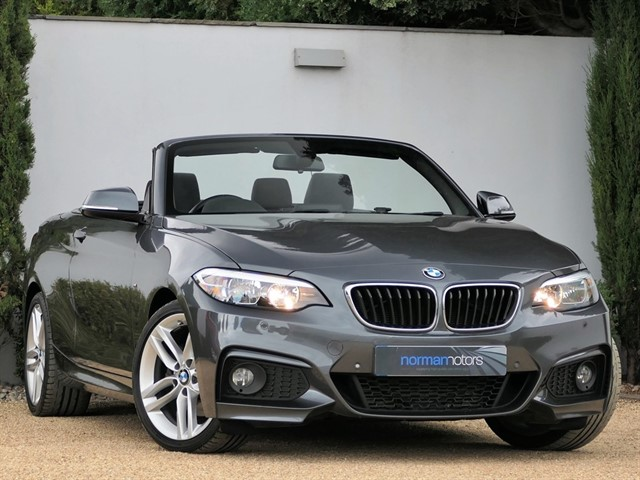 used BMW 220d M SPORT
