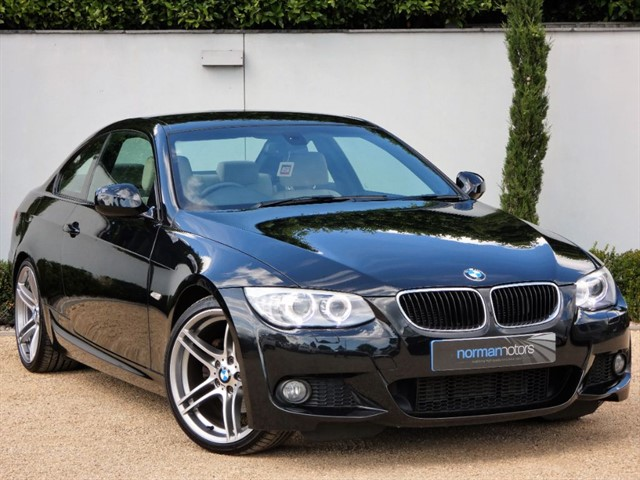 used BMW 320d M SPORT