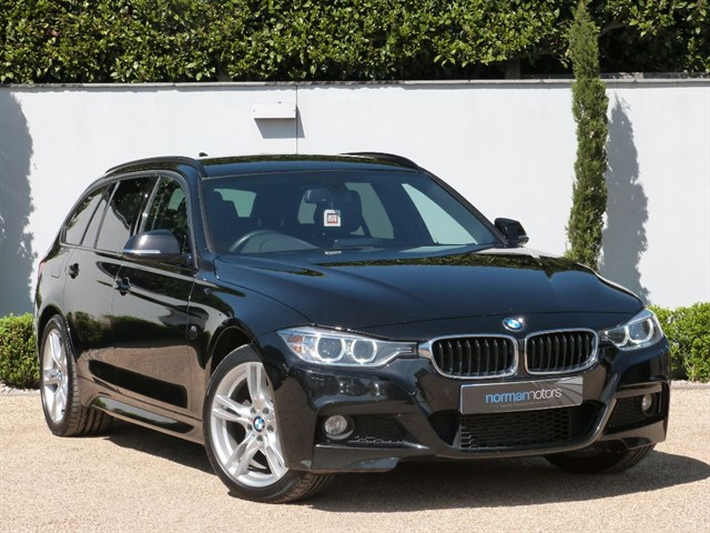 used BMW 320d XDRIVE M SPORT TOURING