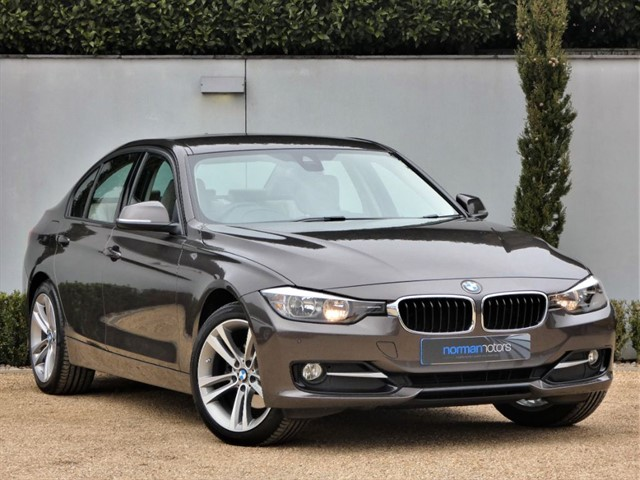 used BMW 320d XDRIVE SPORT