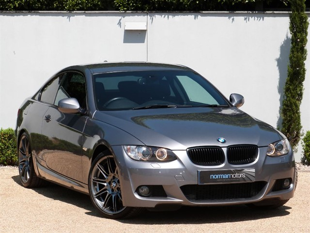 used BMW 325d M SPORT HIGHLINE