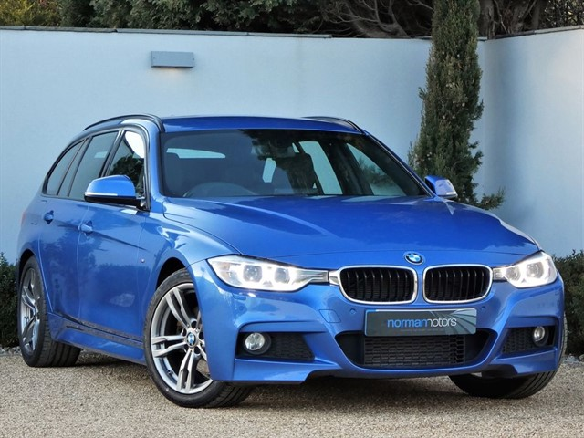 used BMW 325d M SPORT TOURING