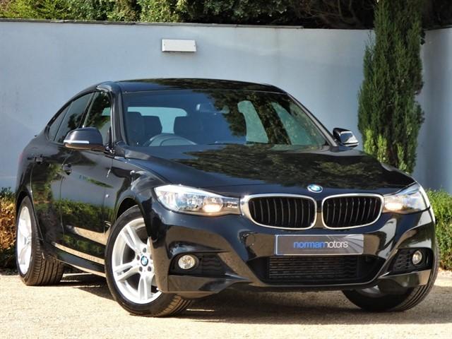 used BMW 320i M SPORT GRAN TURISMO
