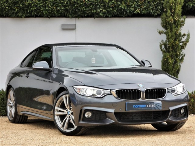 used BMW 420d M SPORT