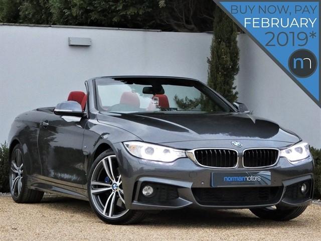 used BMW 420i M SPORT