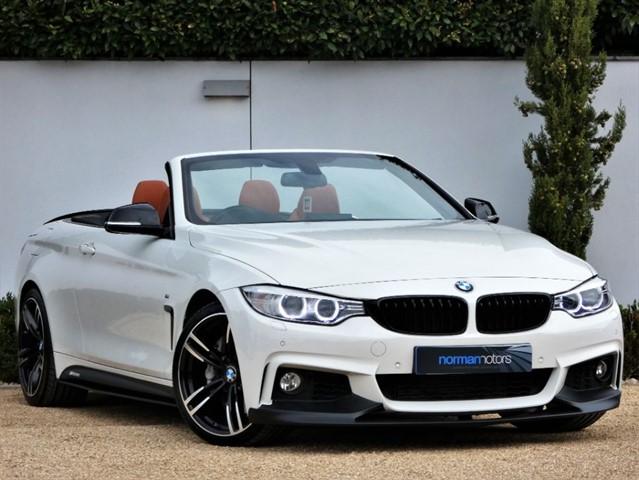 used BMW 435i M SPORT