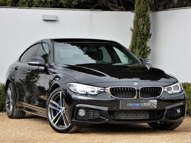 used BMW 420d Gran Coupe M Sport