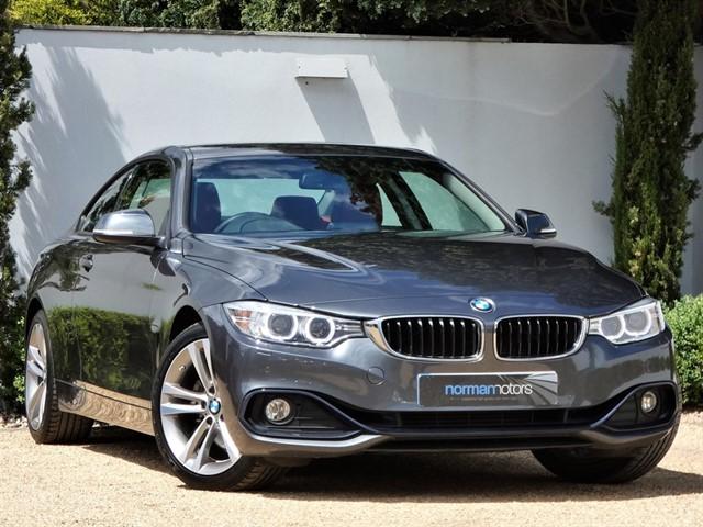 used BMW 428i SPORT