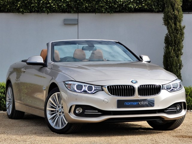 used BMW 435d XDRIVE LUXURY