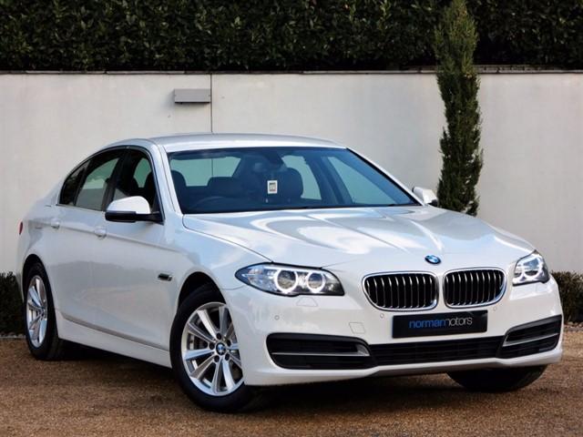 used BMW 520d SE