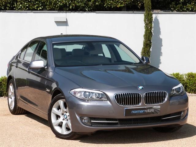 used BMW 530d SE