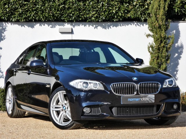 used BMW 535d M SPORT