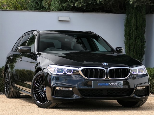 used BMW 520d XDRIVE M SPORT TOURING