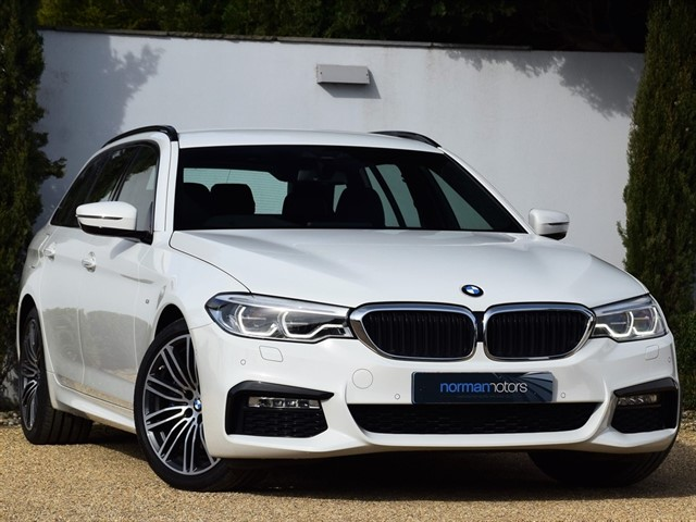 used BMW 530d M SPORT TOURING