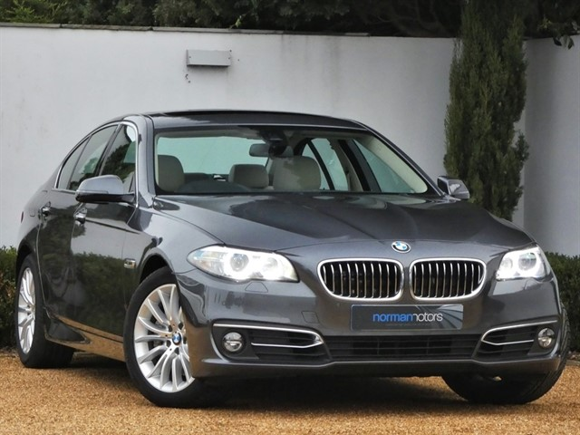 used BMW 530d LUXURY