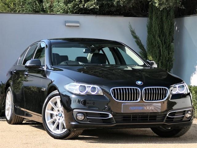 used BMW 530d LUXURY
